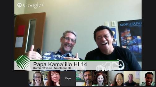 Kiʻi Papa Kamaʻilio